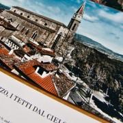 Arezzo, i tetti dal cielo